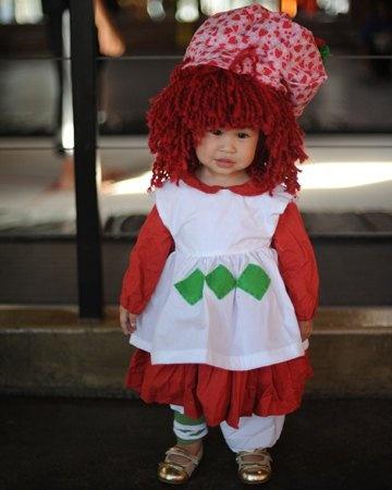 Custom Strawberry Shortcake Costume  sc 1 st  Pinterest & The 80 best Strawberry Shortcake Cosplay images on Pinterest ...