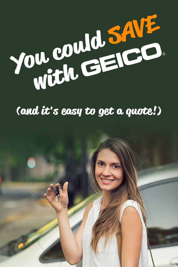 How much could you save on car insurance? Find out with a fast, free quote now. #autoinsurance #carinsurance #savemoney #carinsurancequote #freequote #geico