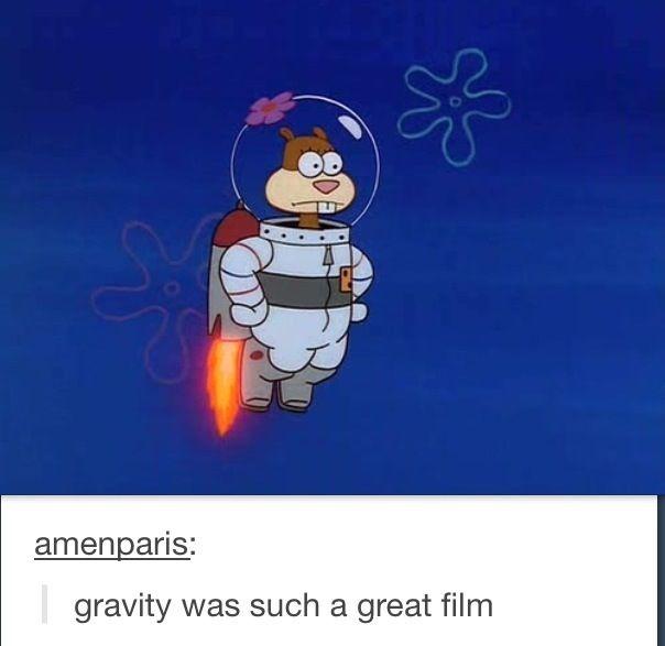 Lol Sandy from Spongebob