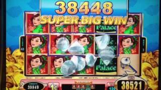 Jade Palace, slot machine, so fun!