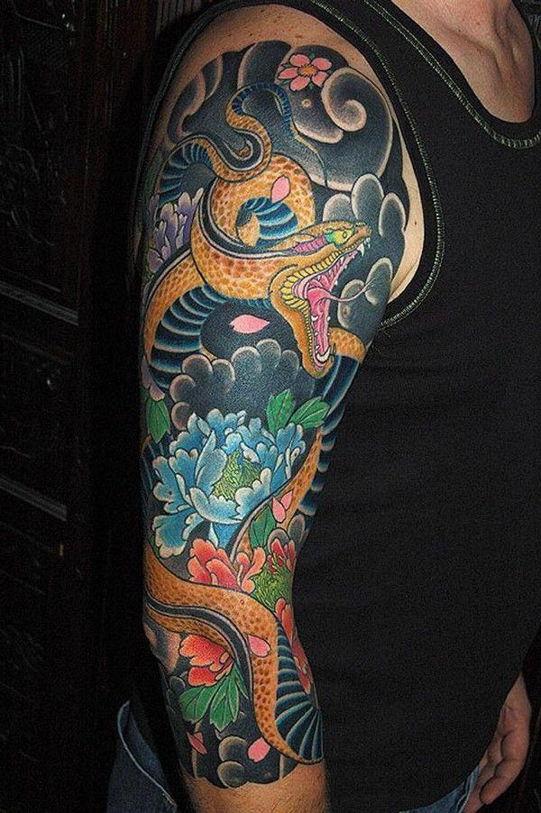 japanese tattoos for men #Japanesetattoos