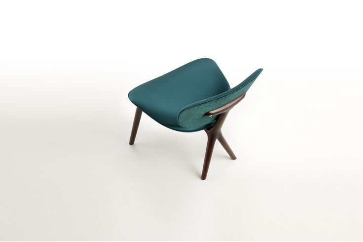 Ceccotti Collezioni | Rondine lounge chair - NEWS 2017 Salone del Mobile di Milano