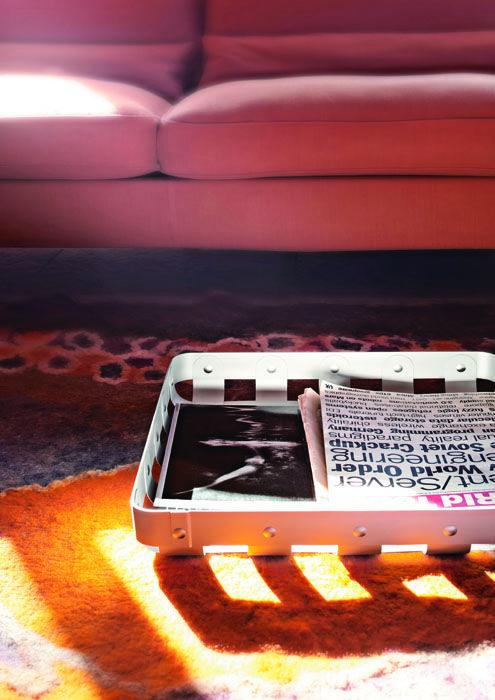 Kosz wielofunkcyjny CrissCross - Alessi od www.fabrykaform.pl