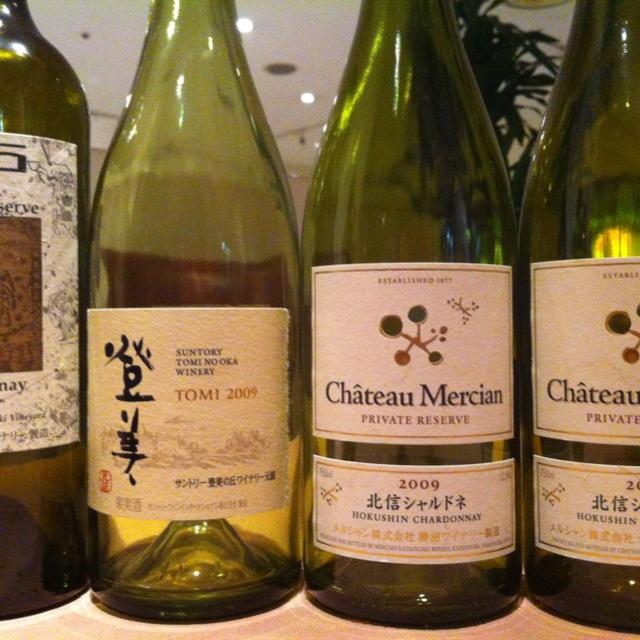 Japanese Chardonnay with Mercian's senior wine maker, Fujino-san. Vol. 2!