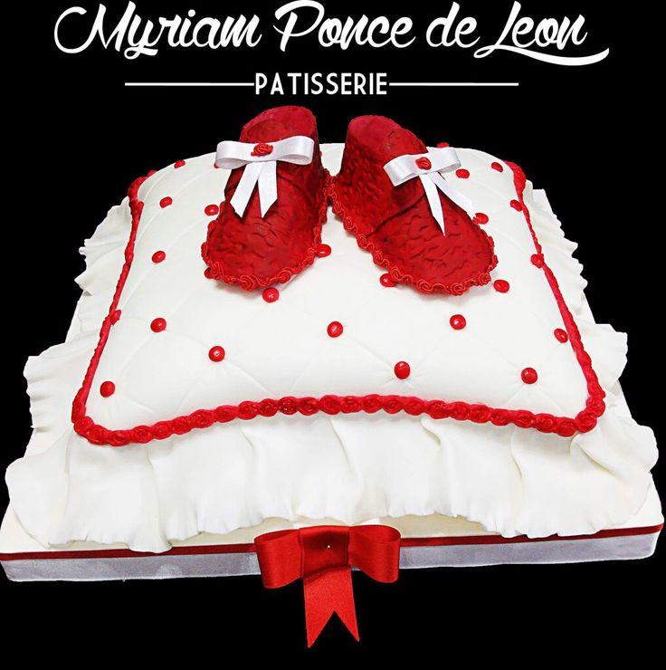 Cake de bautismo