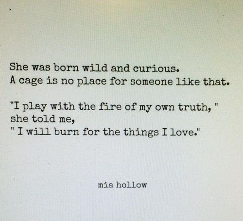 I will burn for you, We will burn together. For us. And we ...