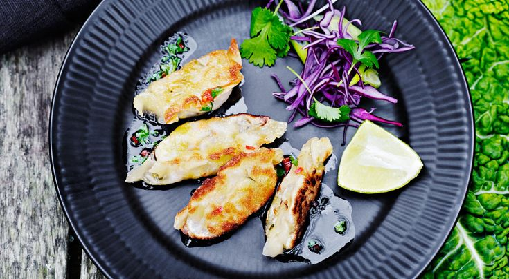 » Dumplings med vietnamesisk dippsås – recept – Allt om Mat