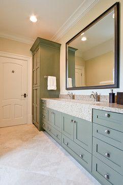 atlanta job - bathroom - atlanta - Fowler Interiors
