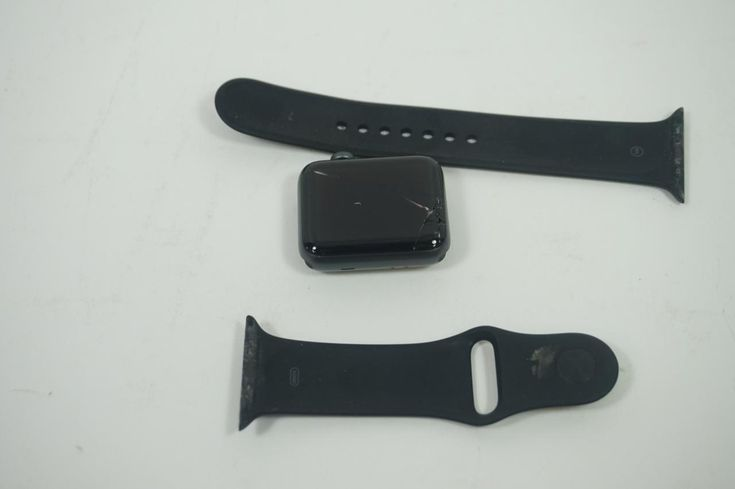 #iphone #apple #ios DEFECTIVE Apple Watch Series 2 42mm Space Gray Aluminum Black Band A1758 OB108-I 104.95       Item specifics   Condition: For parts or not working 	     		: 	     			 						 							 						 															 					   						  	An item that does not function as intended and is not...
