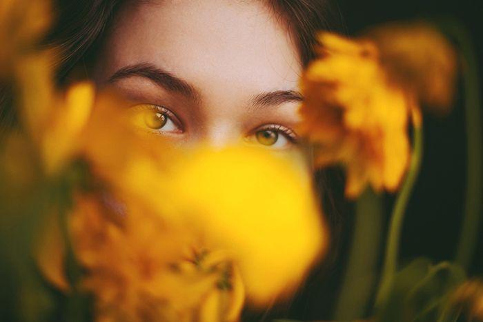 Tutorial: So verbessern Sie Ihre Selbstporträt-Fotografie   – amazing color compositions