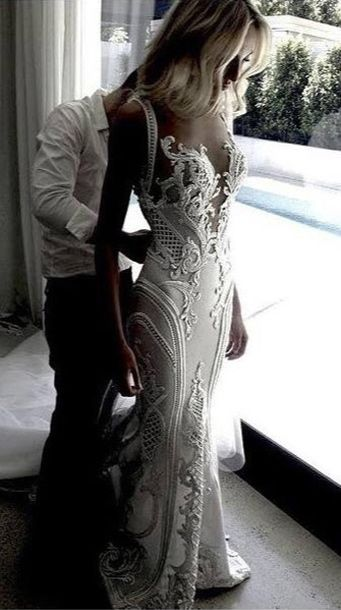 #luxurious wedding dresses #long wedding dresses #beaded wedding dresses #bridal gown #2016 wedding dresses #wedding dresses 2016 #bridal gown #elegant wedding dresses