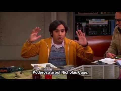 """¡¡Los chicos de """"Big Bang Theory"""" también juegan a """"Dragones y Mazmorras""""!!"""
