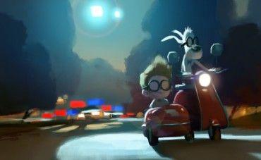 Mr. Peabody and Sherman | Carlos Felipe Leon