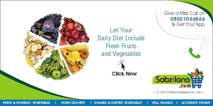 Let your daily #diet include Fresh Fruits and Vegetables.   goo.gl/LVGhmK  7304040040  We Are Delivering Our Fresh Veggies From 9am To 7pm smile emoticon  #Nagpur #Online #Shopping #HomeDelivery #Mobileshopping