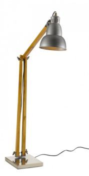 Industrial lampadaires luminaires d coration fly lounge deco pinterest industriel for Lampe salon fly