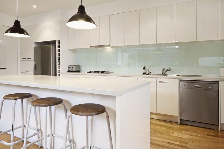 41 Stunning Modern Contemporary Kitchens