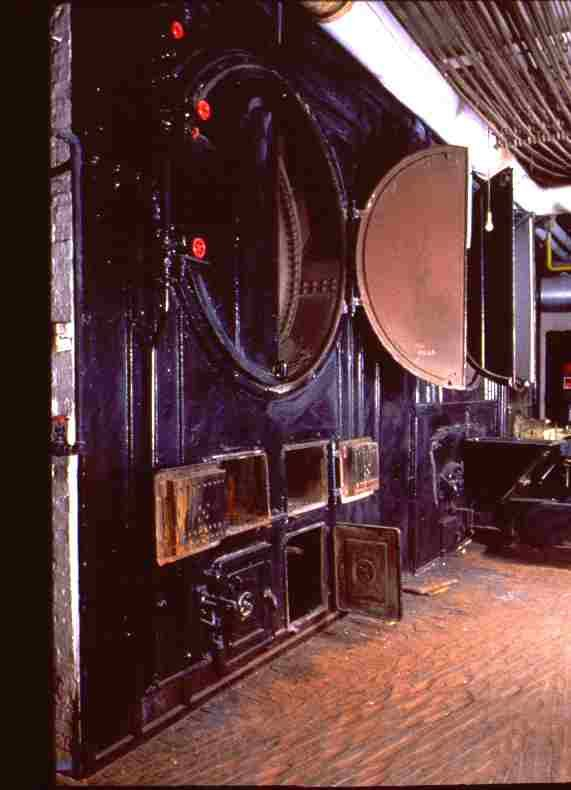 biltmore house sub basement boilers in the sub basement. Black Bedroom Furniture Sets. Home Design Ideas