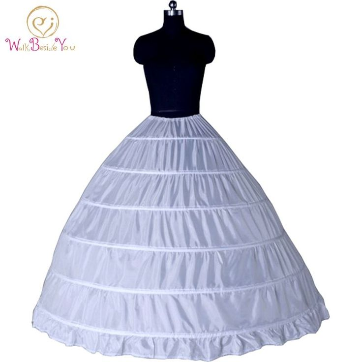 how to make a hoop petticoat