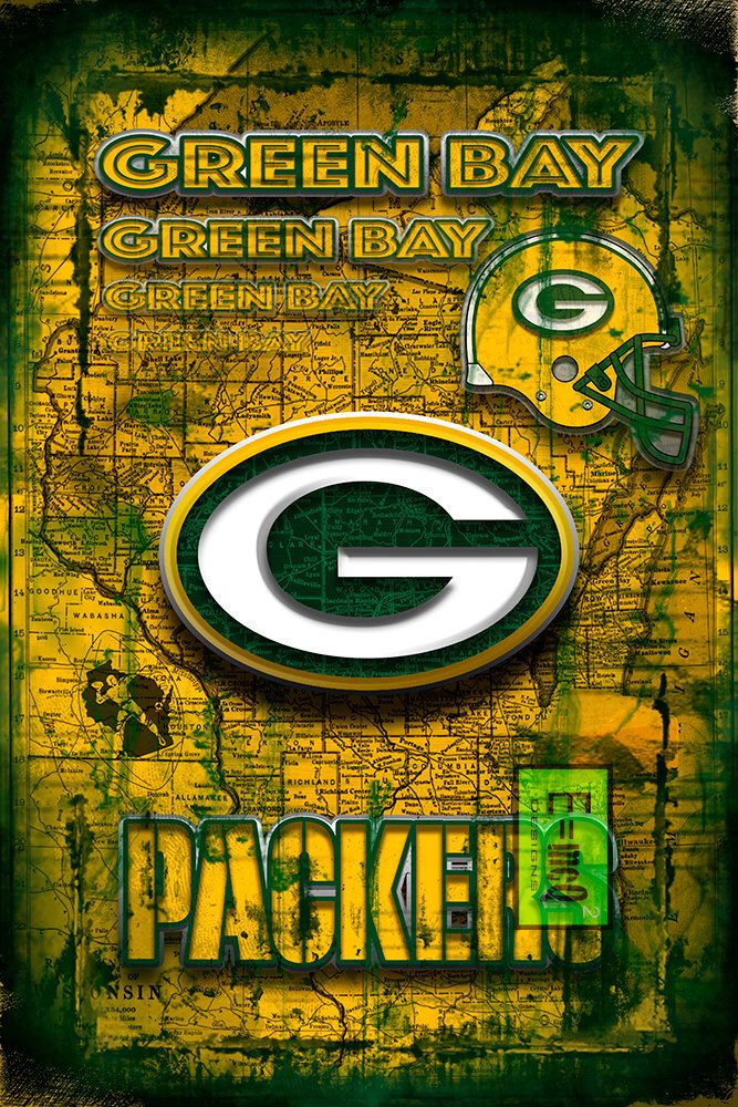 A personal favorite from my Etsy shop https://www.etsy.com/listing/476407285/green-bay-packers-art-green-bay-packers