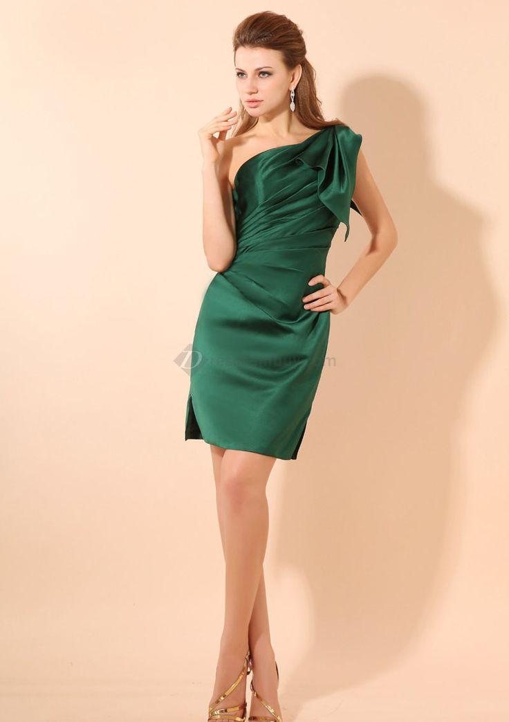 15 best Green Cocktail Dress images on Pinterest