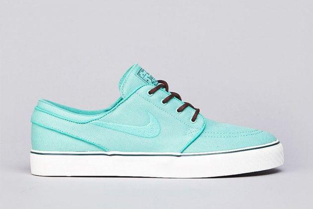 "Nike SB Stefan Janoski ""Crystal Mint"" Sneaker - Highsnobiety"