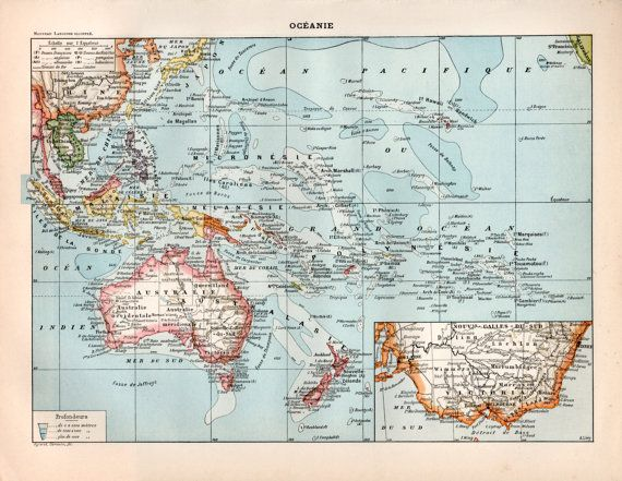 709 best old maps images on pinterest antique maps old cards and 1897 oceania map antique print vintage lithograph australia indonesia malaysia new zealand polynesia fiji bali java borneo pacific islands gumiabroncs Images