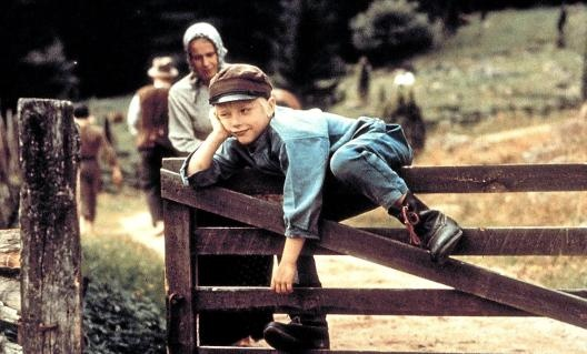 Emil i Lönneberga! Gotta love Astrid Lindgren, she has had such a wonderful influence on my entire childhood and now my own kids are enjoying her work lots and lots and lots! Love this movie aswell as the books about!