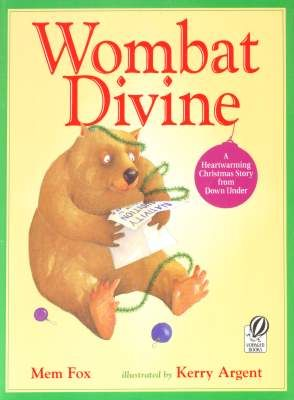 Favourite Christmas picture book, by the wonderful Mem Fox