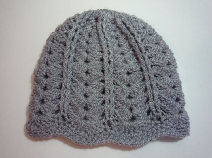 Crochet for left handed: How to crochet a hat Tutorial Part 1 of 2