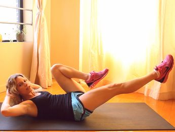 When it comes to getting the belly of your dreams  -- or at least one you don't have to hide under baggy sweaters -- there's one exercise you need to ...