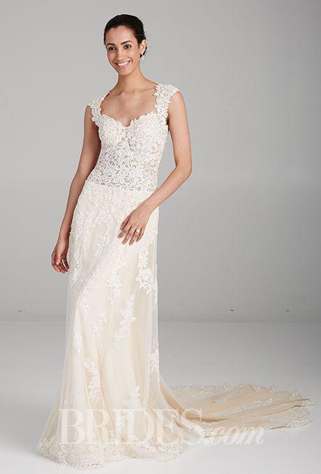 Brides: Impression Bridal Wedding Dresses - Spring 2016 - Bridal Runway Shows - Brides.com
