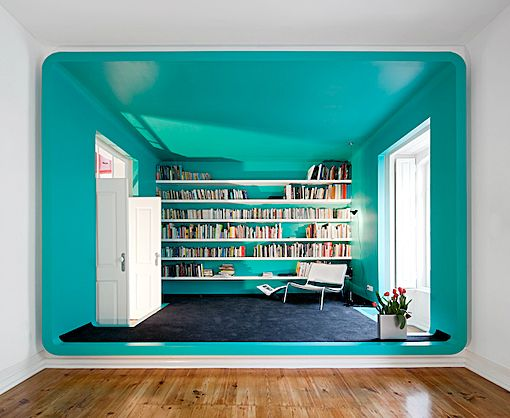Chromatic House, Torres Vedras, Portugal