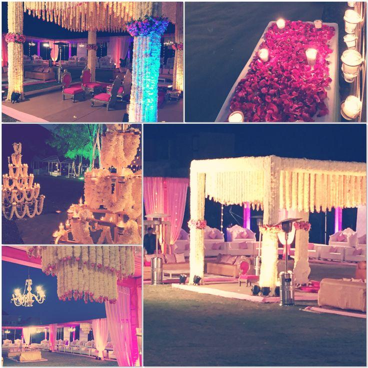 Wedding candles  Destination wedding planner in india  Destination wedding planner Rajasthan  Desert Pearl Weddings   Visit : http://www.desertpearlent.com