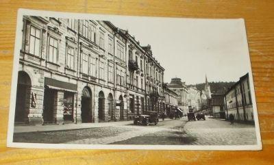 Trutnov ulice Horská k náměstí (218116)