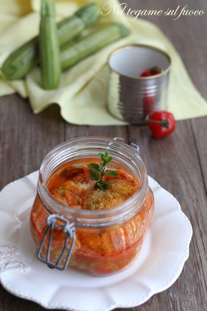 Cotta in sei minuti e senza sporcare nulla, grazie alla #vasocottura!  #light #ricette #zucchine