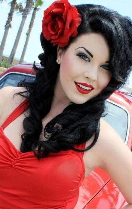 yourgreatfinds: Rockabilly, Pin Up Girls, Hot Rods and Vintage Jewelry