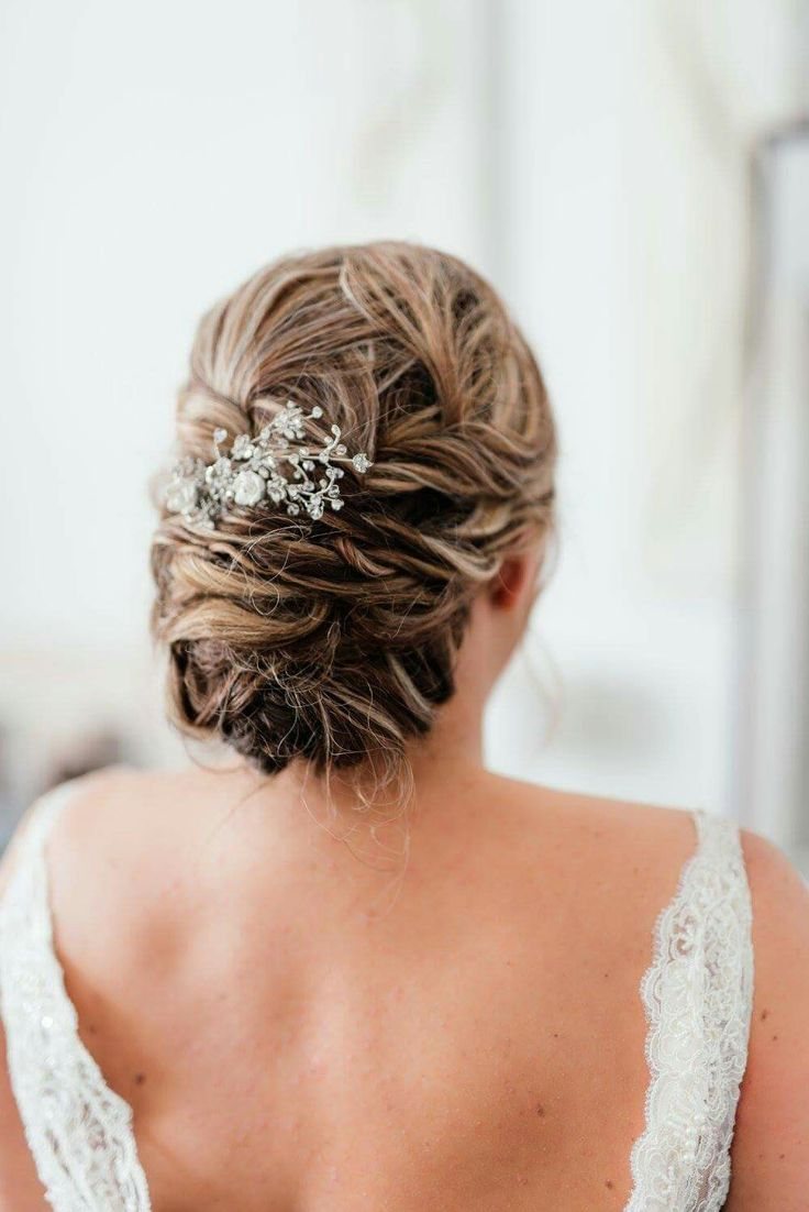 Hair by Adri Hugo #bridalhair