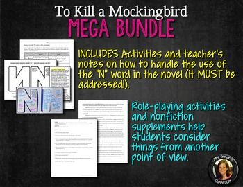 Examples of Similes and Metaphors in 'To Kill a Mockingbird'