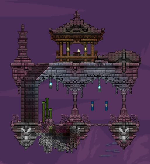 Terraria - Fancy Builds Resources