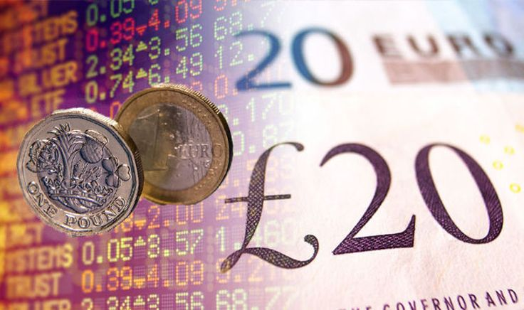 Pound to euro exchange rate - sterling makes COMEBACK after strong Bank of England hint