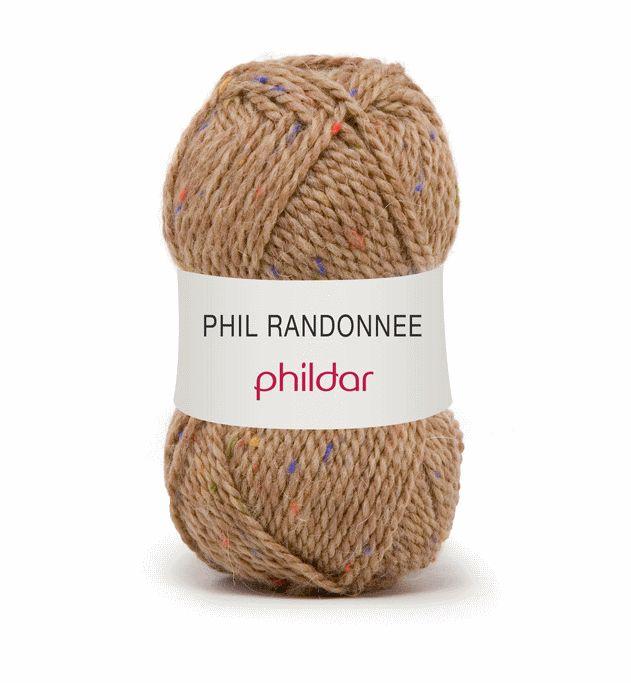 Włóczka Phildar - Phil Randonnees