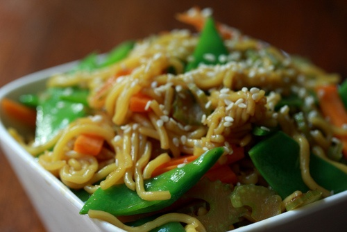 how to make vegetable chow mein chinese style