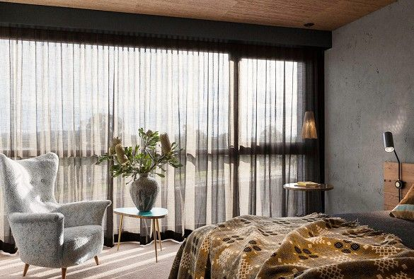 Grey Chair Tour the Amazing Guest Rooms of Australia's Chicest Hotel via…