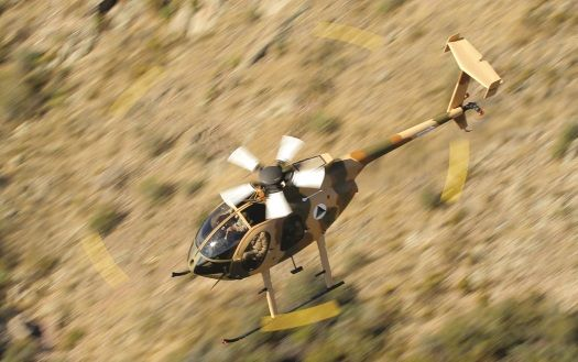 MD Helicopters awarded $44.2M contract to weaponize MD 530F fleet for Afghan Air Force | Vertical Magazine - The Pulse of the Helicopter Industry