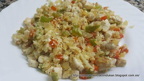 Holaaa     Como sabéis, en la dieta dukan no se pueden tomar alimentos feculentos hasta las dos últimas etapas o en la nueva versión...