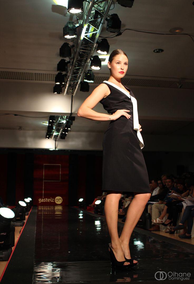 LeSmoking Collection black dress