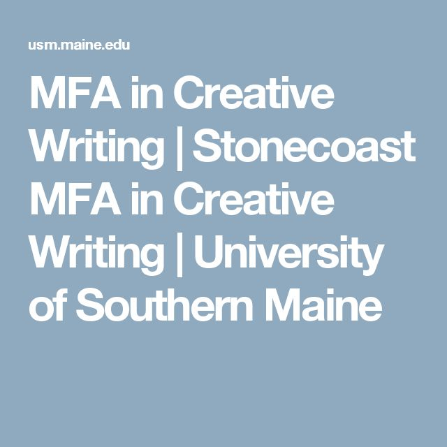 the new school mfa creative writing acceptance rate Mfa acceptance rates  and it's based on the general major of mfa fine arts (painting & drawing, sculpture, photography, printmaking etc) however, some schools do.