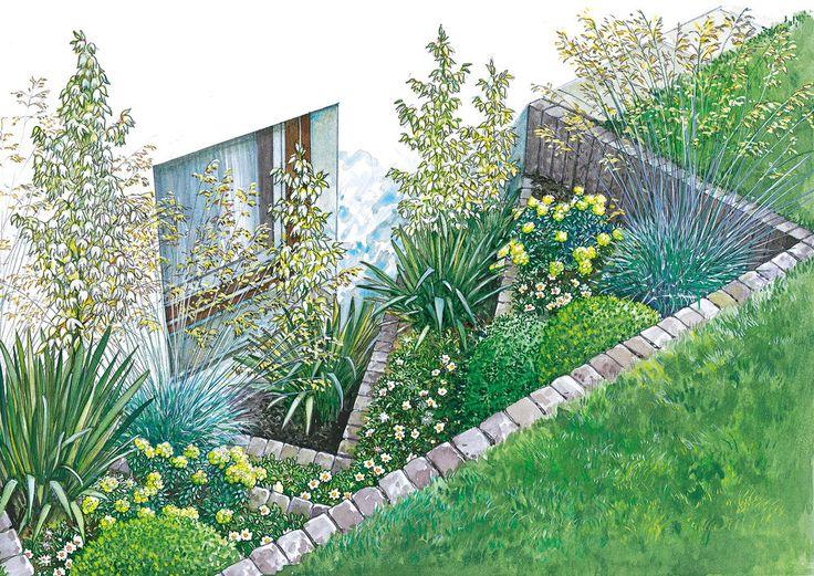 186 besten Vorher-Nachher: Inspirationen für den Garten Bilder auf ...