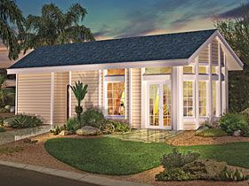 A Look at Park Model Homes » Mobile and Manufactured Home Living