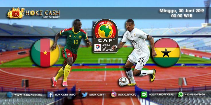 Africa Cup of Nations 2019 Grup F Kamerun vs Ghana Minggu